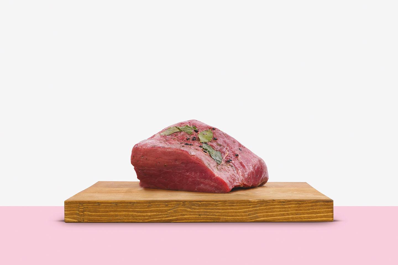 Carne salata pavanese